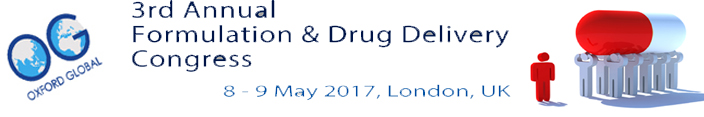 3rd Annual Formulation & Drug Delivery Congress_SciDoc