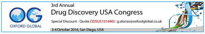 3rd Annual Drug discovery USA Congress_SciDoc