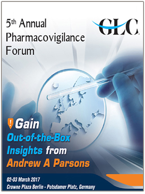 5th AnnualPharmacovigilanceForum-scidocpublishers