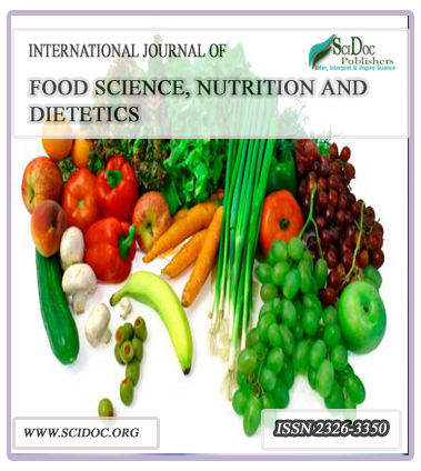 Food Science, Nutrition and Dietetics - Journal - SciDoc Publishers