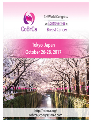 3rd World Congress on Controversies in Breast Cancer - 2017-SciDoc-Publishers