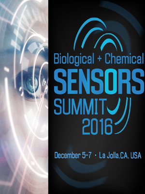 Biological - Chemical - Sensors Summit 2016-SciDoc-Publishers